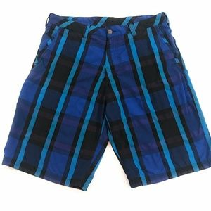Element Men's Vibrant Flat Front Chino Shorts, 34